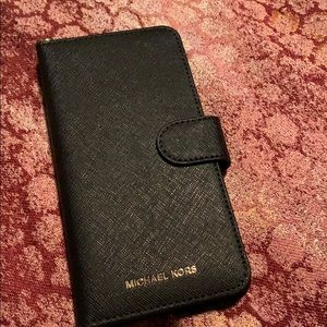 Michael Kors Folio iPhone 7 Plus / 8 Plus case